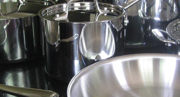 GH Enterprises decarbonised pots and pans