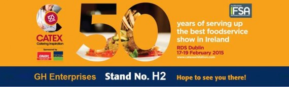 Come and visit us at Catex 2015!
