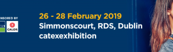 Catex in Dublin from the 26th of February- 28th of February 2019